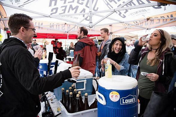 Atomic Liquors Hosts Second Annual Beer Zombies Craft Beer Festival on Feb. 24
