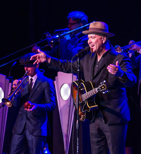 Big Bad Voodoo Daddy Brings Their Celebration of Jazz and Swing Music to M Pavilion at M Resort Spa Casino