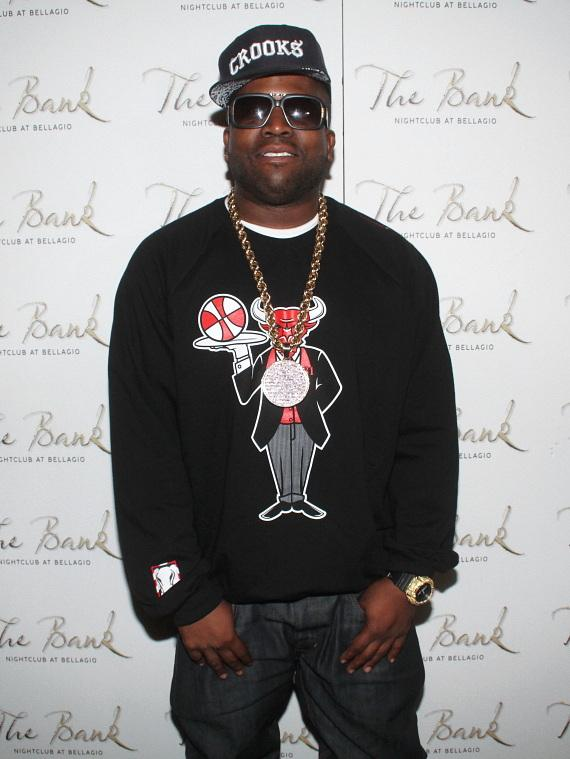 CeeLo and Big Boi at The Bank