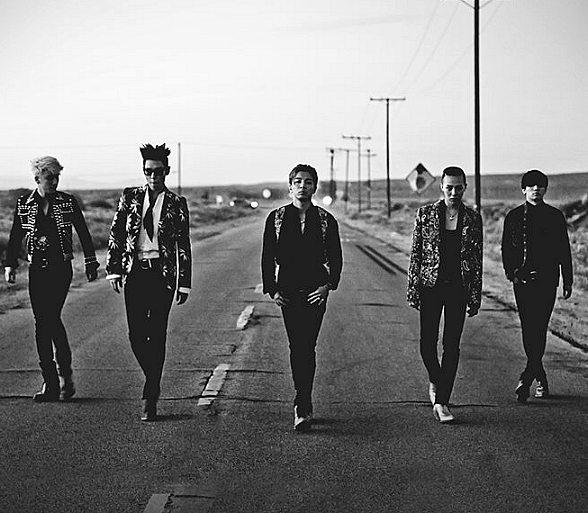 Live Nation Las Vegas Presents BIGBANG at Mandalay Bay Events Center
