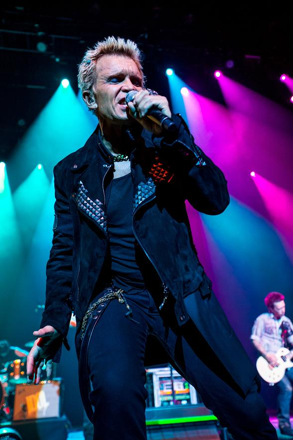 Billy Idol and Carlos Santana Hit the Stage this Fall at House of Blues as the Intimate Venue Continues to Rock the Residencies