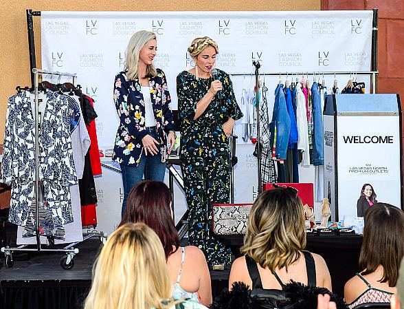 Las Vegas Fashion Council Hosts Second Annual Spring Into Style Event May 4