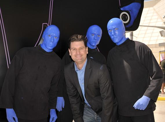 Blue Man Group with Arran Andersen