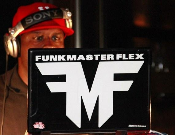Funkmaster Flex at Blush
