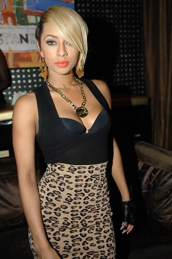 Keri Hilson at Blush Boutique Nightclub