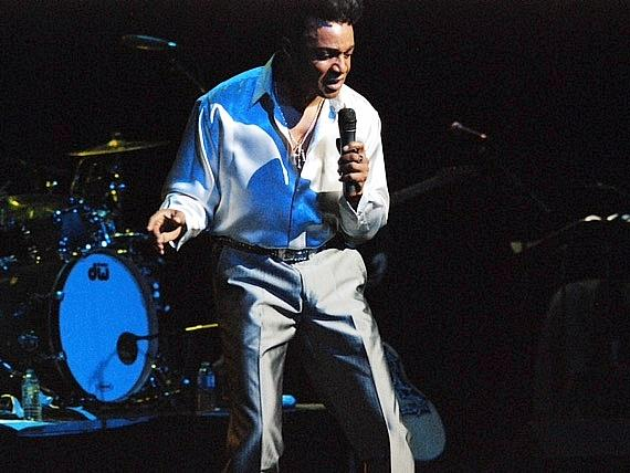 """""""Jackie Wilson: The Legacy Continues"""" starring son Bobby Brooks Wilson to perform limited two-night Las Vegas engagement at Suncoast Hotel & Casino"""