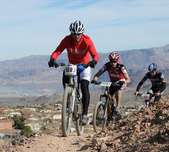 Riders Ride Around the Clock for 24 Hours of Bootleg Canyon
