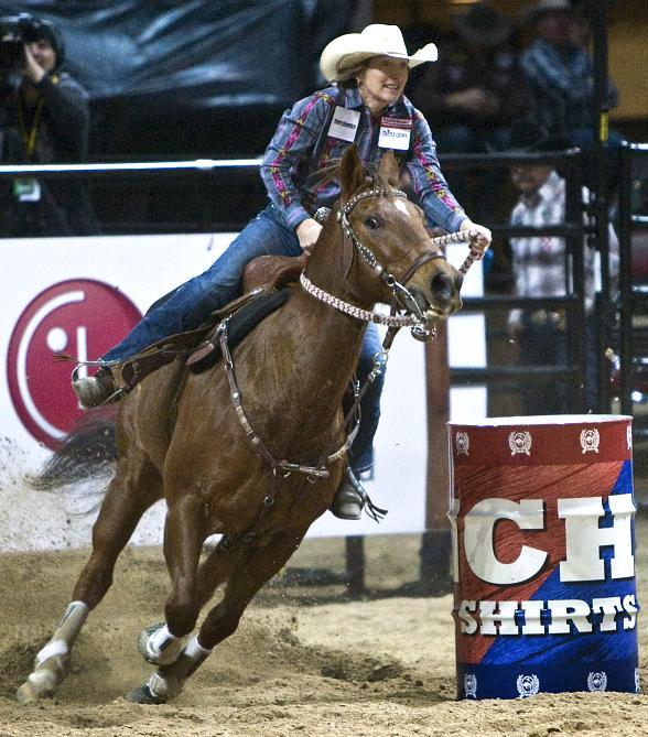CINCH Boyd Gaming Chute-Out Confirms World Champion Competitors for 2016