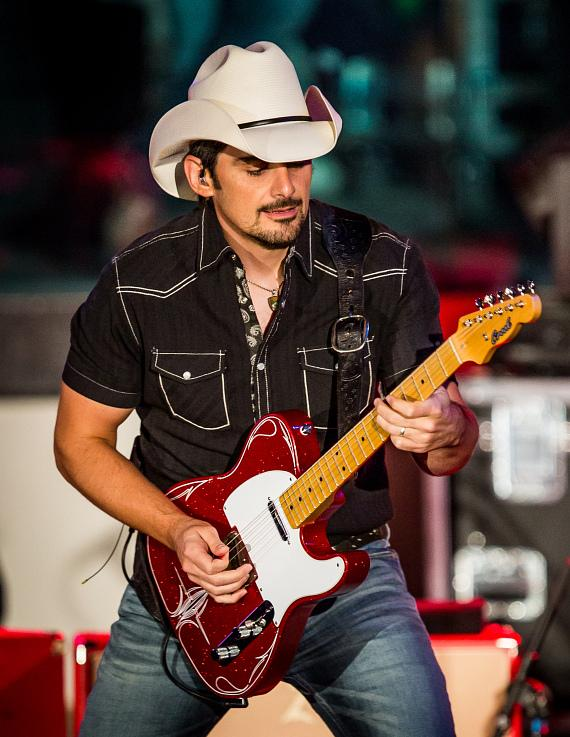 """Brad Paisley's """"Moonshine In The Trunk"""" Pool Party at Boulevard Pool at The Cosmopolitan of Las Vegas"""