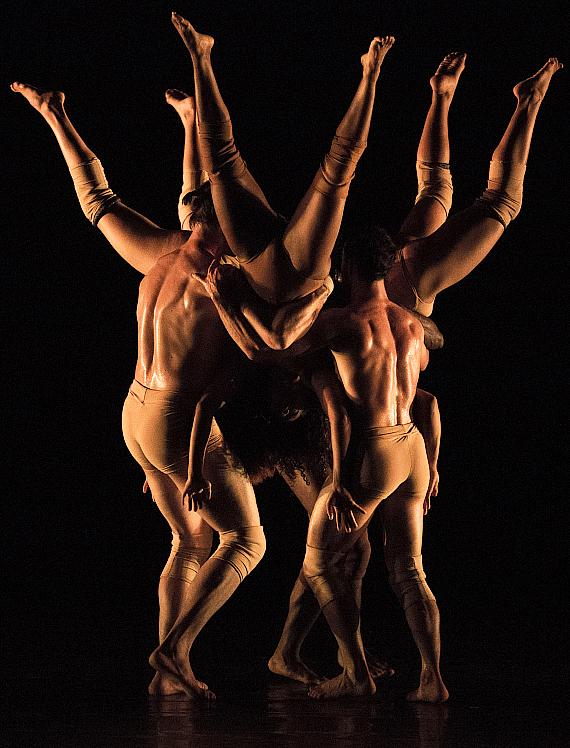 Pilobolus - Maximus Beyond the Limits of Dance at The Smith Center in Las Vegas