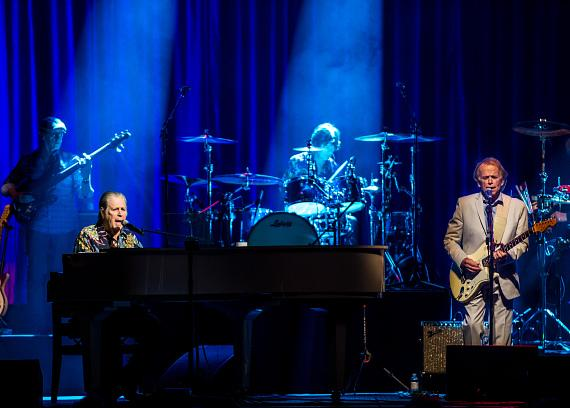 Brian Wilson performs at The Chelsea at The Cosmopolitan
