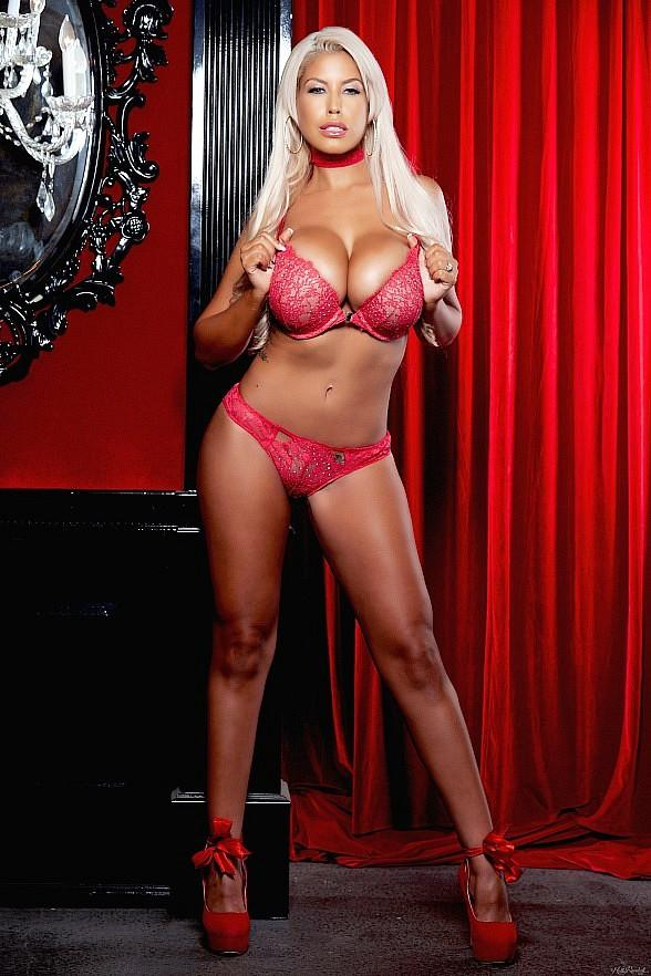 Adult Film Star Bridgette B to Host Official Birthday Party at Crazy Horse 3 in Las Vegas