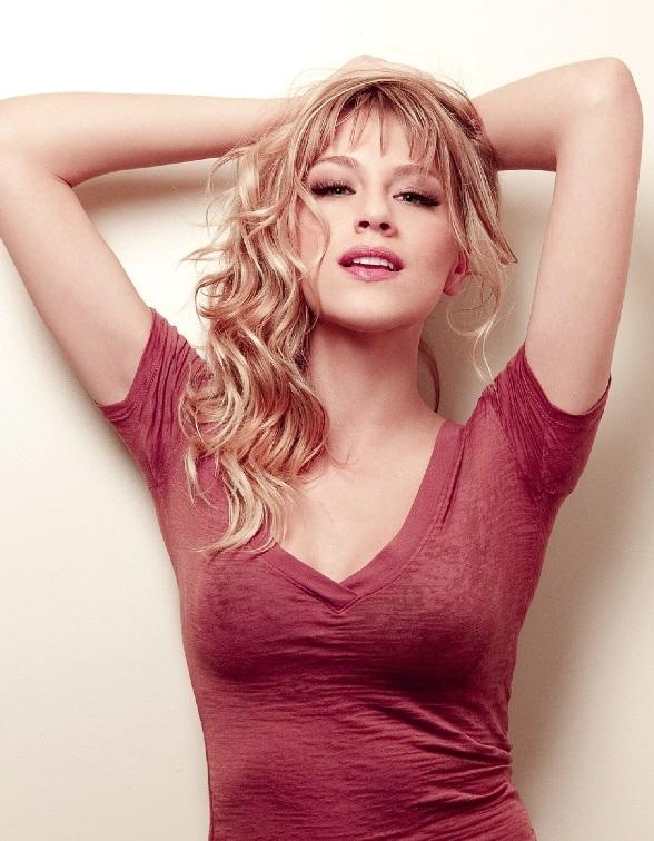 Hbo S Quot True Blood Quot Star Brit Morgan To Celebrate Birthday