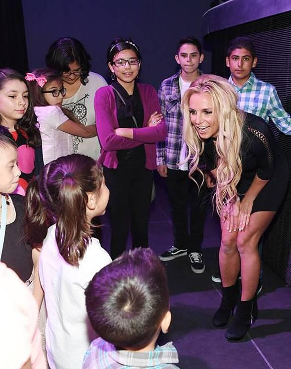 Nevada Childhood Cancer Foundation (NCCF) to Open All-New Britney Spears Campus July 17