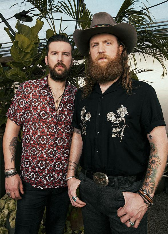 Brothers Osborne to Perform Special Fryedays Event in Downtown Las Vegas at Zappos Headquarters April 13