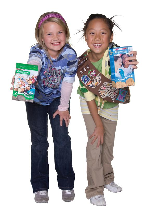 Girl Scouts Annual Cookie Sale begins January 29