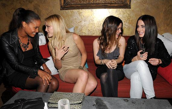 Joy Bryant, Malin Akerman, Rachel Bilson and Jessica Lowndes