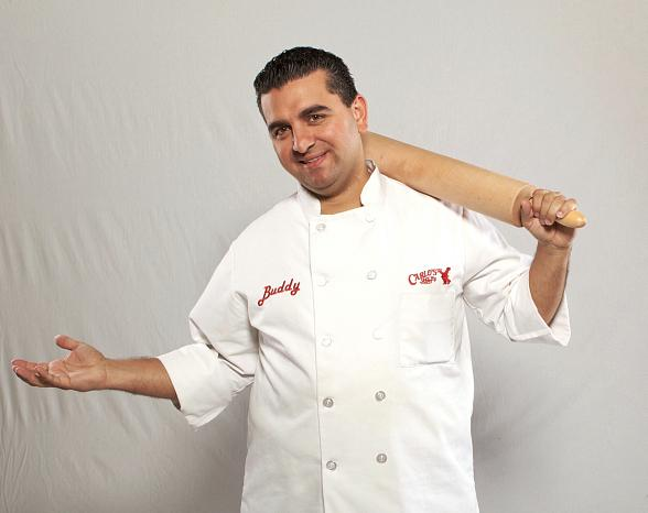 "Buddy Valastro to Sign Copies of ""Family Celebrations with the Cake Boss"" at Buddy V's Dec. 6"