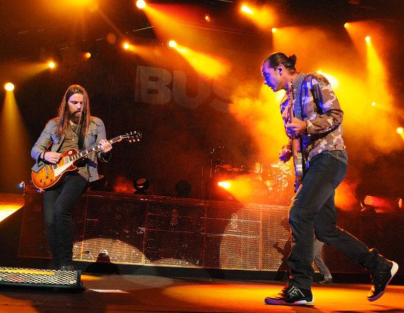 Bush performs at The Joint at Hard Rock Hotel & Casino in Las Vegas