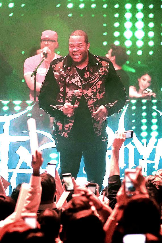 Busta Rhymes at Marquee