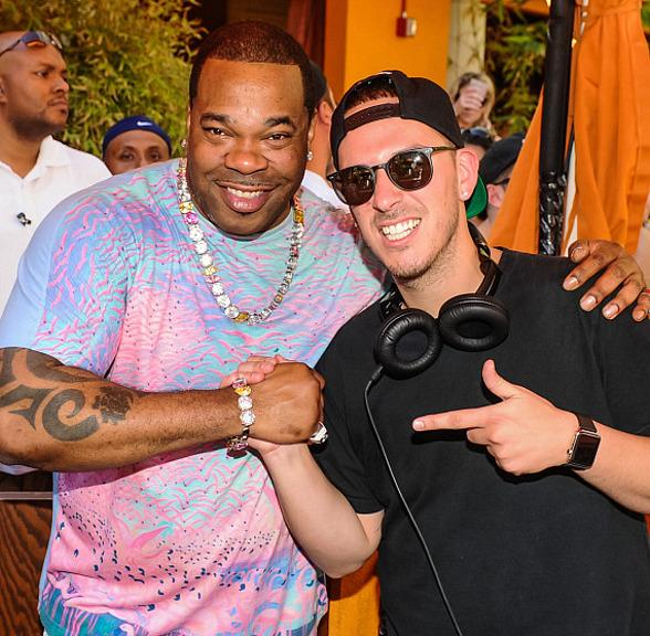 Busta Rhymes at TAO Beach, Kevin Hart at Marquee & Snoop Dogg at TAO Nightclub Saturday