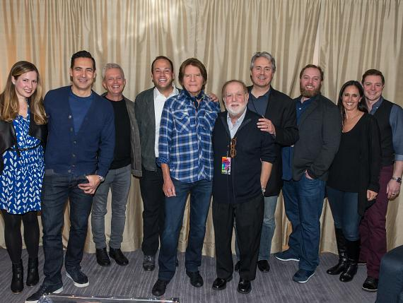CAA and AEG Live Execs welcome Raj Kapoor, John Fogerty and Ken Ehrlich to The Venetian