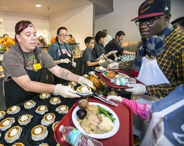 Catholic Charities of Southern Nevada's Feed Vegas Event Aims to End Hunger in Las Vegas for a Single Day April 26