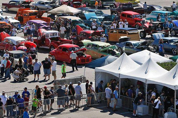 Plenty of Activities Planned for Saturday's 350 Fest at Las Vegas Motor Speedway