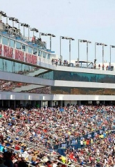 March, September Dates Announced for LVMS 2018 NASCAR Weekends