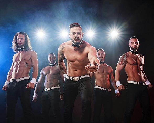 """Dancing with the Stars"" Pro Tony Dovolani to Guest Host ""Chippendales"" Show at Rio All-Suite Hotel & Casino in Las Vegas April 19 Through May 27"