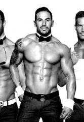 "Meet — and Race Against — the World-Famous Chippendales at the 2nd Annual ""Mike Hammer Celebrity Go-Kart Race"" to Serve the Less Fortunate on Sunday, Oct. 16"