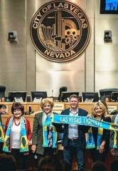 Las Vegas Lights Football Club Unveils '$5 Kick Back' Charitable Fundraising Program