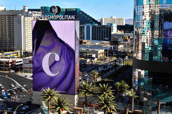 The Cosmopolitan of Las Vegas Marquee