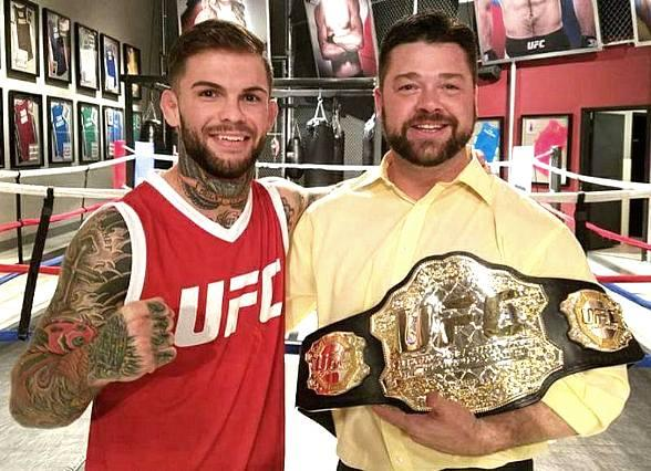 First Annual KISMIF Golf Charity Tournament - Team Up with Famed UFC Fighter Cody Garbrandt, Former NBA Player Eric Grayson and Pain Relief Expert Dr. Jon Petrick