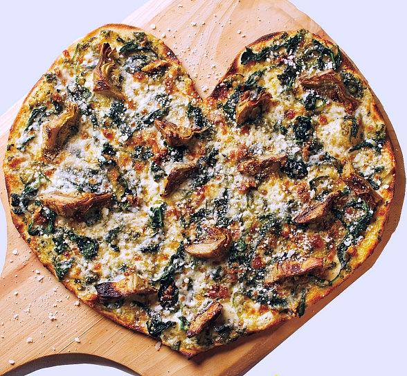 Celebrate Mom with Heart-Shaped Pizzas for a Cause This Mother's Day Weekend at California Pizza Kitchen May 9-12