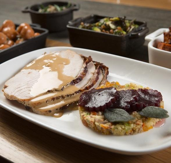 Bold Flavors and Holiday Tradition Come Together for CRUSH's Special Thanksgiving Menu
