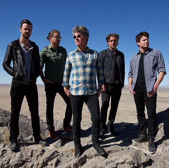 "Collective Soul Co-Headlining ""The Rock & Roll Express Tour"" with 3 Doors Down in Las Vegas Sept. 7"