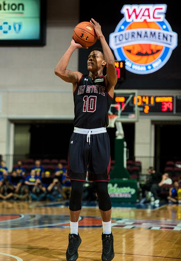 Western Athletic Conference Basketball Tournament Returns to the Orleans Arena March 7-10
