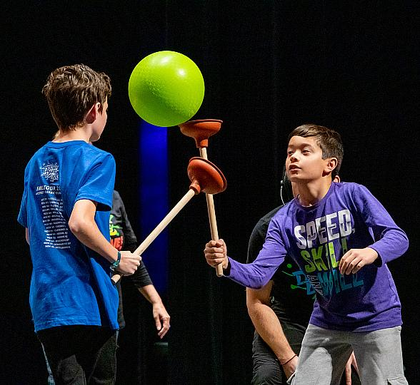 From Broadway Blockbusters to Slime-Filled Obstacle Courses, The Smith Center Offers Programming for the Entire Family with Tickets Starting at $14.95