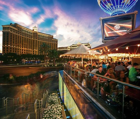 Cabo Wabo Cantina will be hosting a New Year's Eve patio party on the 31st
