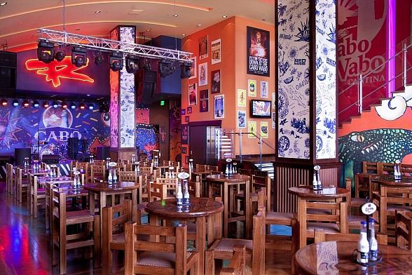 Cabo Wabo Cantina Celebrates Labor Day with Killer Drink Specials