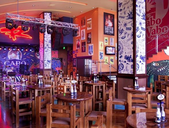 Cabo Wabo Cantina to Host Knockout UFC Viewing Parties from December Through March
