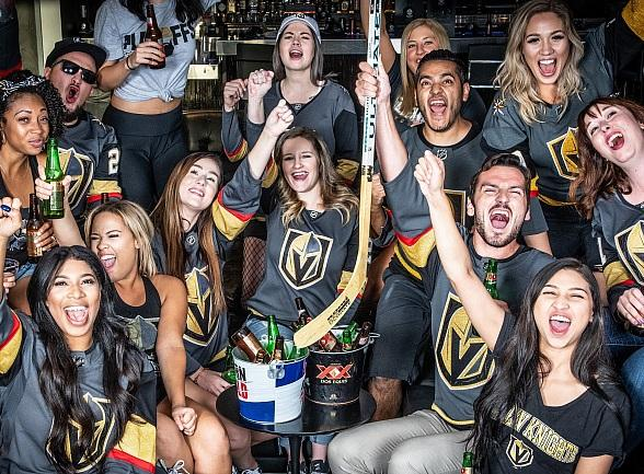 Cabo Wabo Cantina Gears Up for Hockey Season in Las Vegas