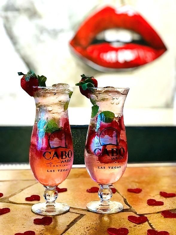 Cabo Wabo Cantina to Celebrate Valentine's Day with Specialty Cocktail