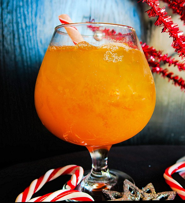 Have a Very Merry Party at Cabo Wabo Cantina This Holiday Season
