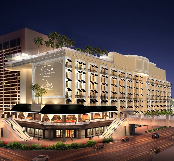 Bill's Gamblin' Hall & Saloon to Become Gansevoort Las Vegas after $185 Million Renovation