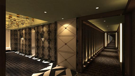 The Strip S First Luxury Boutique Hotel And Casino The