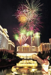 Ring in 2017 with Caesars Entertainment Las Vegas Resorts
