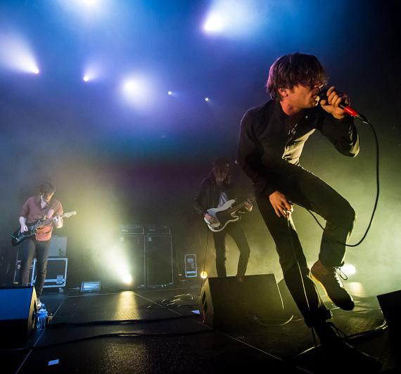 Cage The Elephant at The Chelsea in The Cosmopolitan of Las Vegas