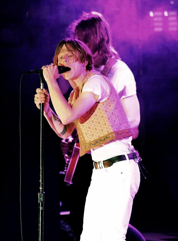 Cage the Elephant at The Cosmopolitan of Las Vegas